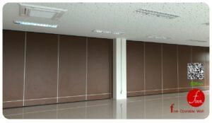 ผนังบานเลื่อนกั้นห้องประชุม FINN บริษัท ฟินน์ เดคคอร์ จำกัด (Finn Decor Co.,Ltd.)